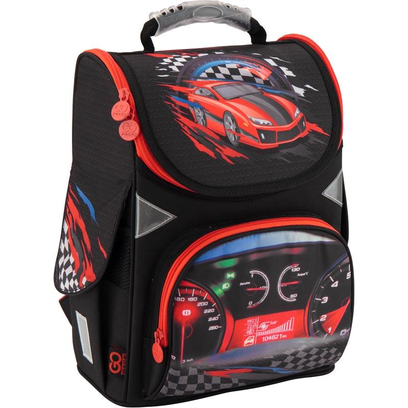 Рюкзак каркасный GoPack 5001S-17 GO18-5001S-17 черный