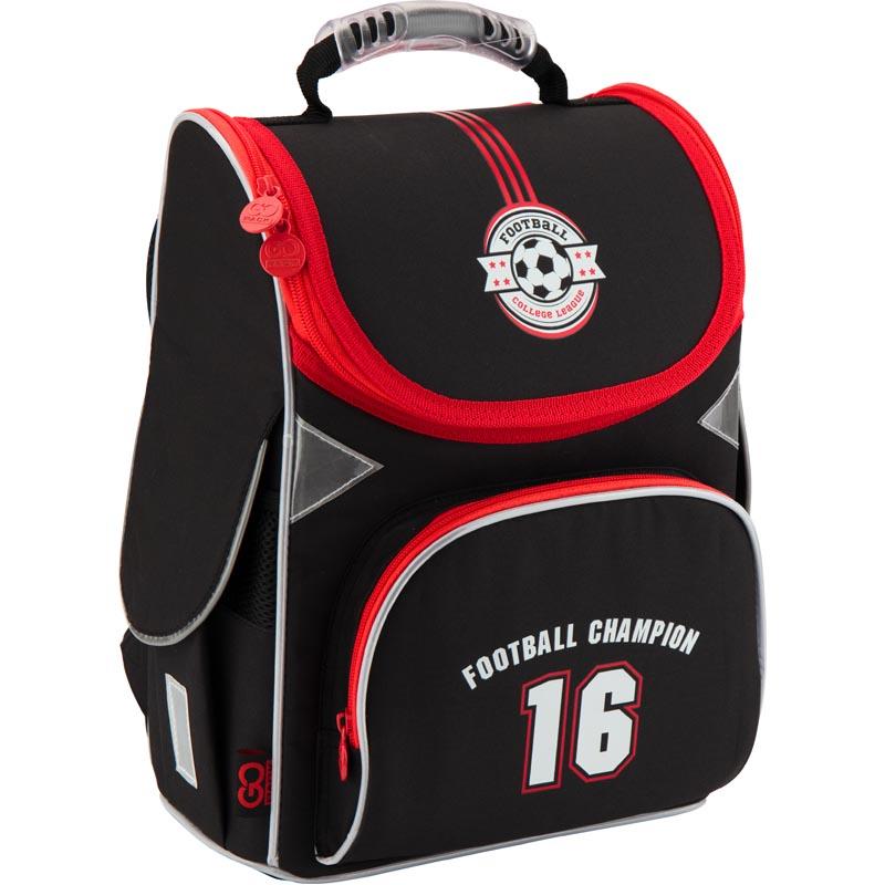 Рюкзак каркасный GoPack 5001S-20 GO18-5001S-20 черный