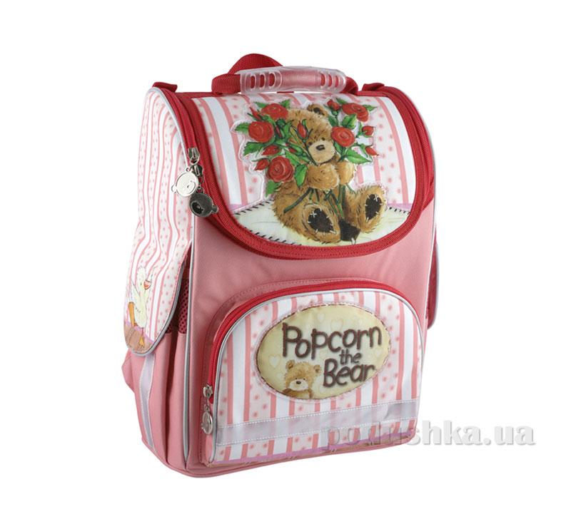 Рюкзак каркасный Kite Popcorn PO14-501-2K для девочек