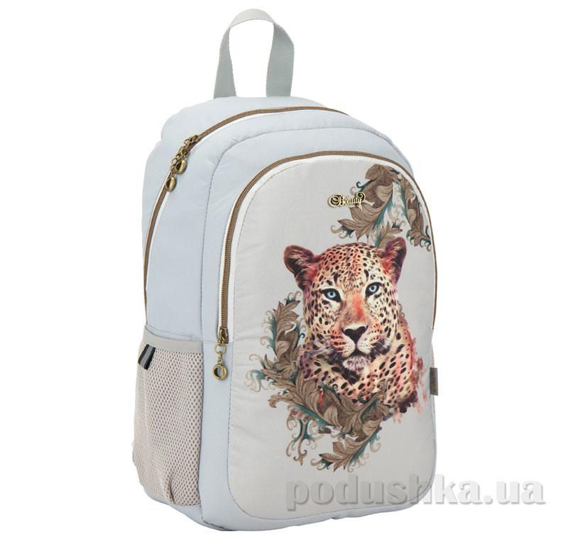 d05704dc709a Рюкзак Kite 866 Beauty-3 K17-866M-3 серый купить в Киеве, школьные ...
