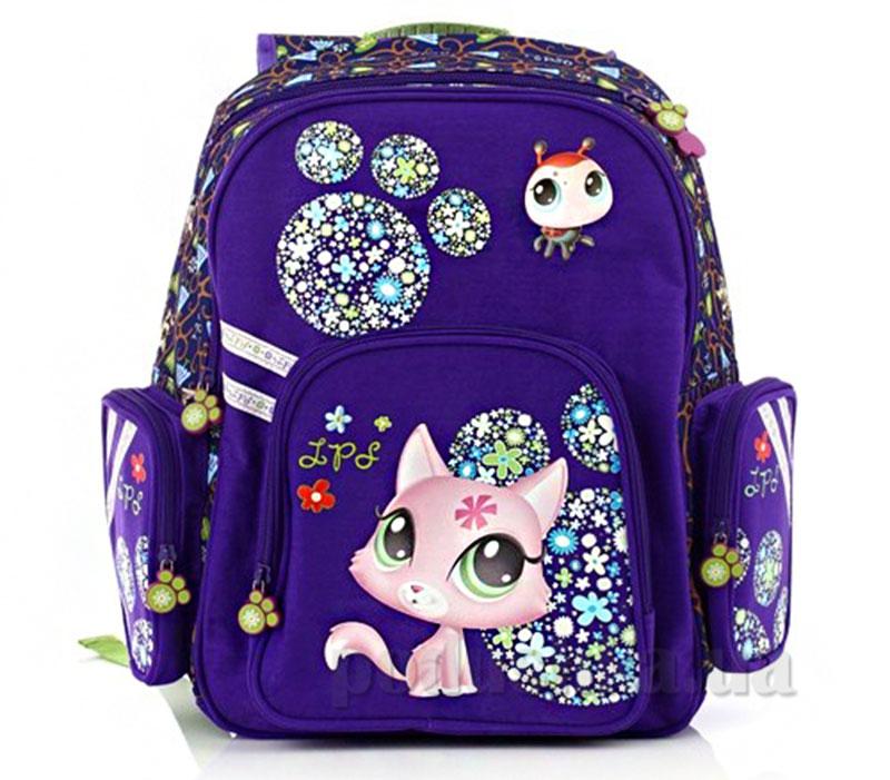 Рюкзак ортопедический с EVA-спинкой Littlest Pet Shop