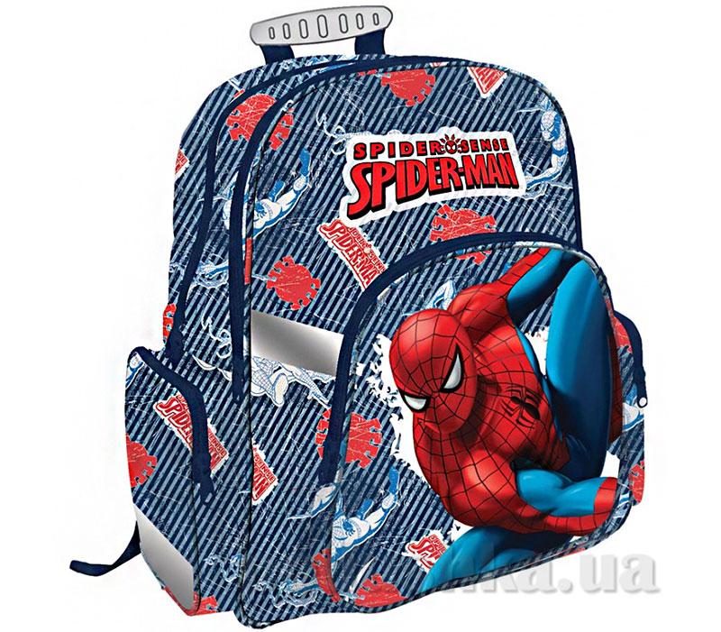 Рюкзак ортопедический с EVA-спинкой Spider Man