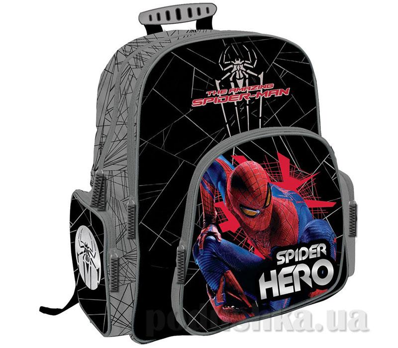 Рюкзак ортопедический с EVA-спинкой Spider Man SM4M-12T-9621