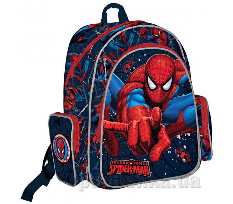 Рюкзак ортопедический с EVA-спинкой Spider Man SMRC-11T-836M