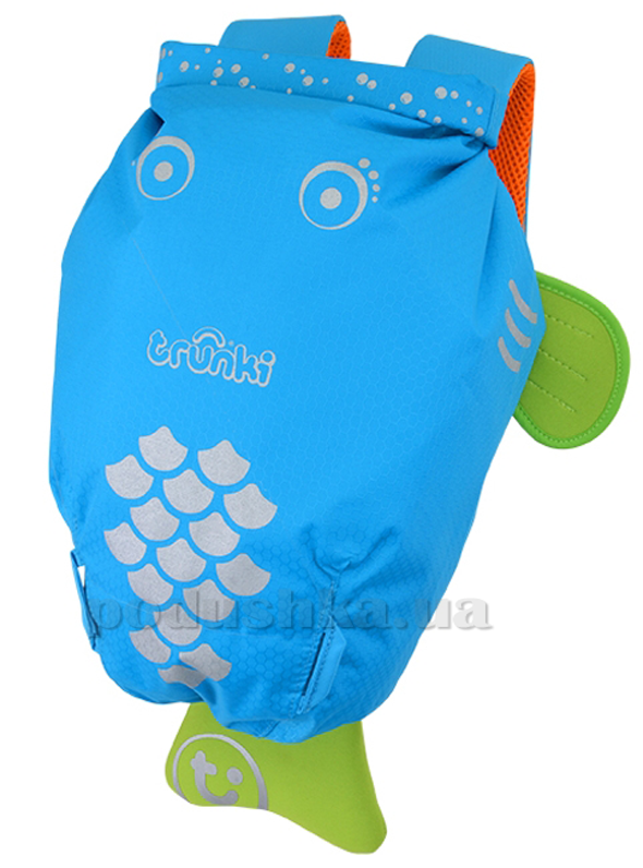 Рюкзак Trunki Paddlepak Bob Blue