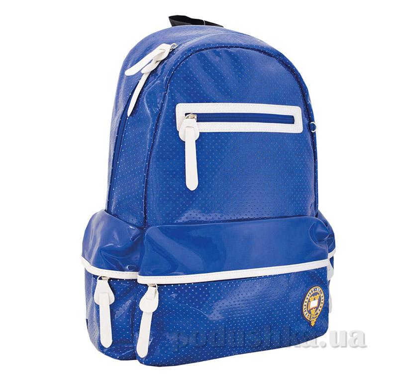 Рюкзак подростковый  Х051 Oxford 1 Вересня 551990 синий