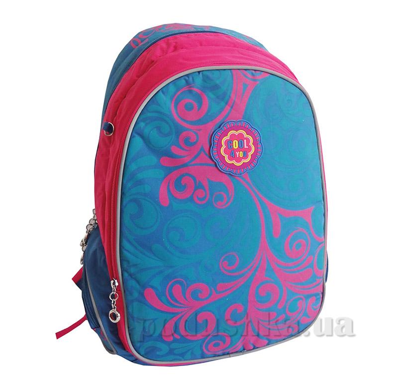 Рюкзак подростковый  L-14 Cool girl 1 Вересня 551932