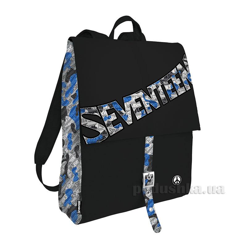 Рюкзак с клапаном Seventeen Kinderline SVBB-RT5-577