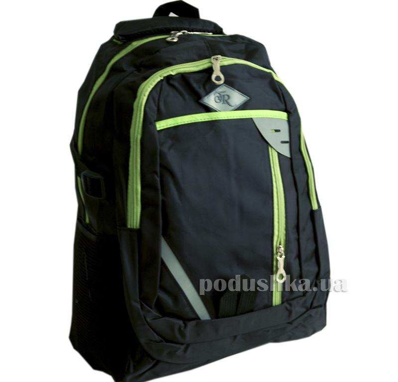 Рюкзак салатовый Traum 7026-03