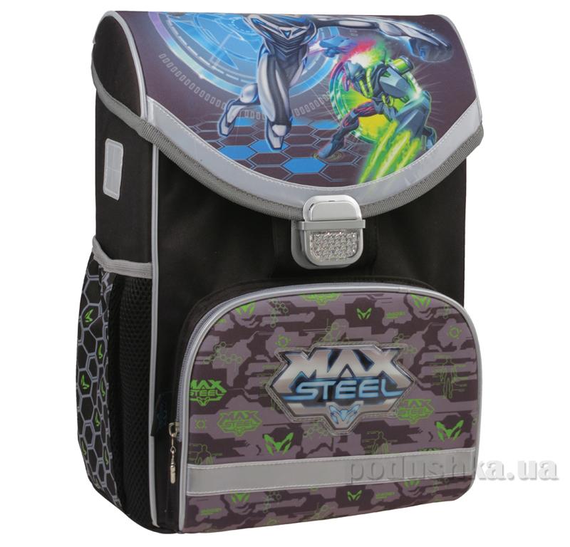 Рюкзак школьний каркасний Max Steel 529