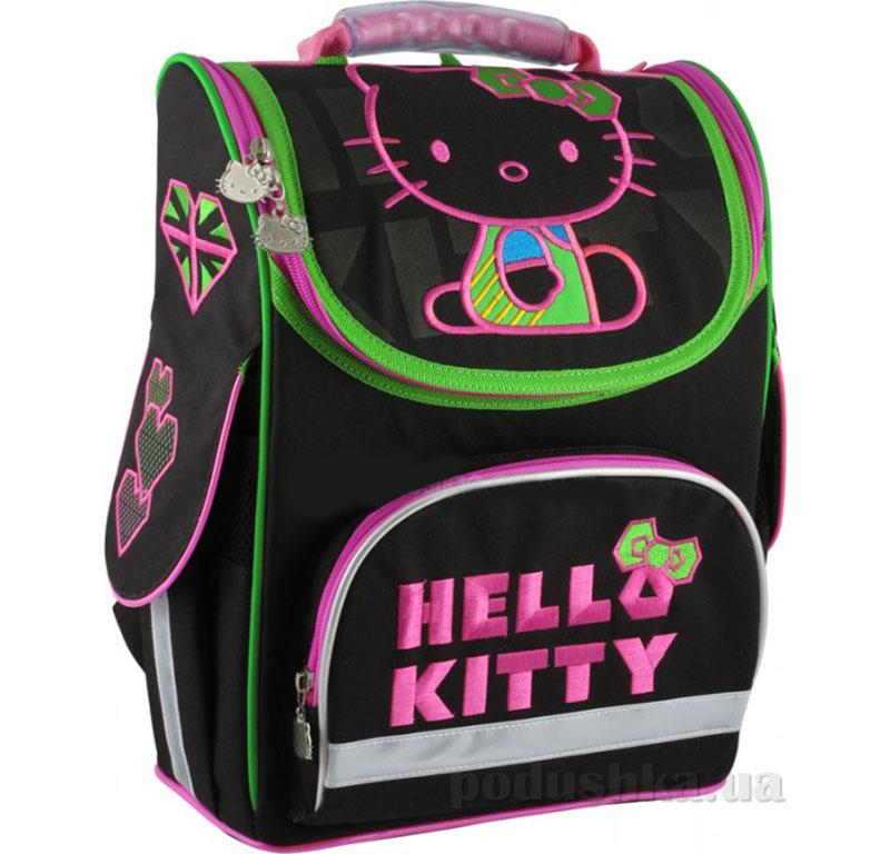 Рюкзак школьный каркасный Hello Kitty-4 HK14-501-4K Kite