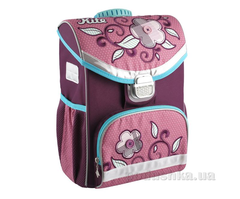 Рюкзак школьный каркасный Kite Flower Power K14-529-1