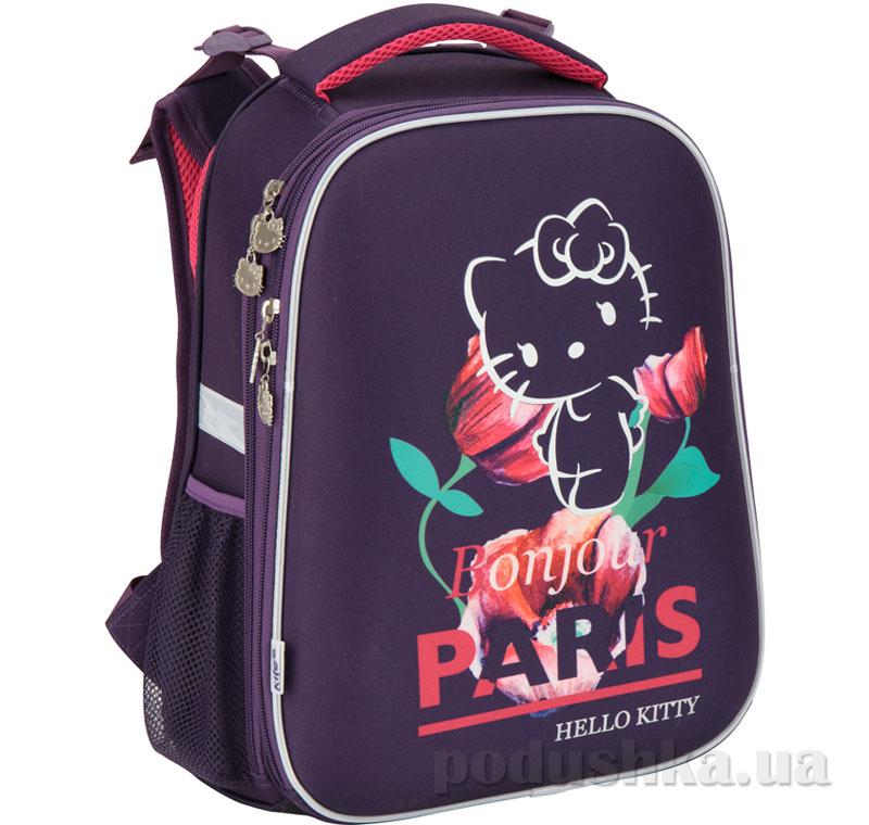 6a25037dad8a Рюкзак школьный каркасный Kite Hello Kitty для девочки 531 HK купить ...