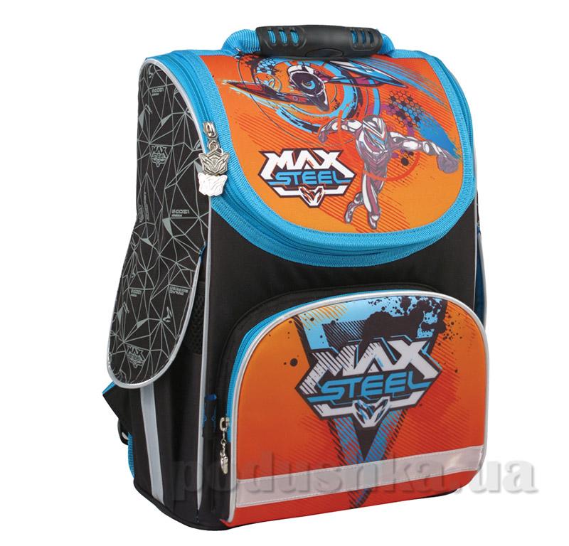 Рюкзак школьный каркасный Kite Max Steel 501 MX-2