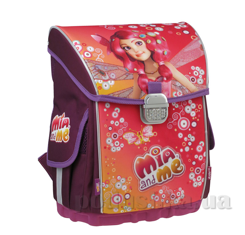 Рюкзак школьный каркасный Kite Mia and Me 503 M&M