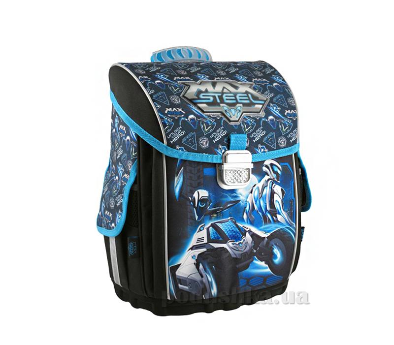 Рюкзак школьный каркасный Max Steel MX14-503K KITE