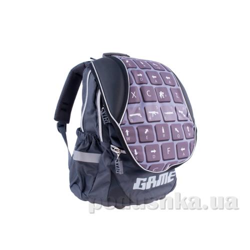 Рюкзак школьный каркасный ZiBi Backpack Game ZB14.0005GM