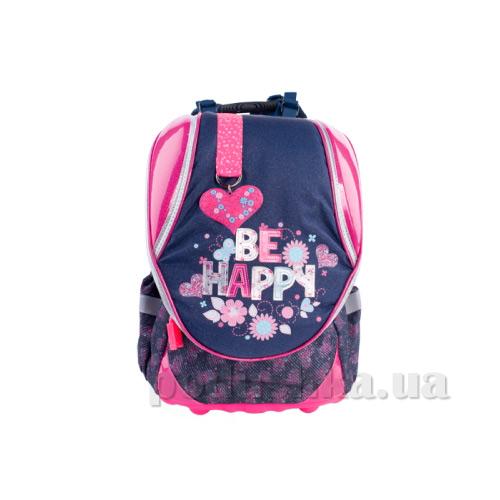 Рюкзак школьный каркасный ZiBi Backpack Happy ZB14.0002HP