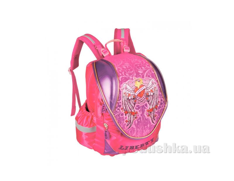 Рюкзак школьный каркасный ZiBi Liberty ZB13.0001LB