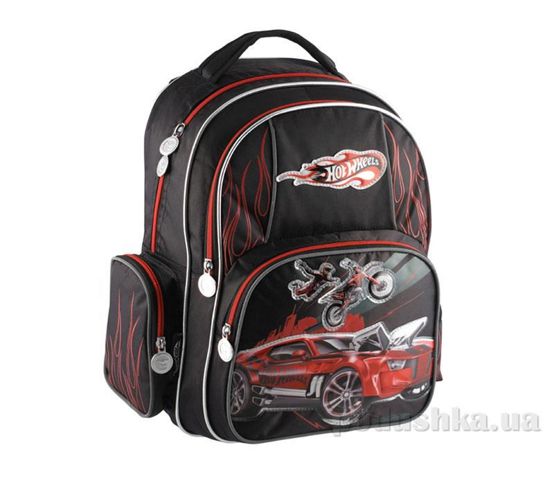 Рюкзак школьный Kite Hot Wheels HW14-514K для мальчиков