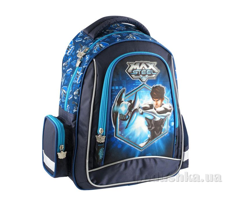 Рюкзак школьный Kite Max Steel MX14-516K для мальчиков