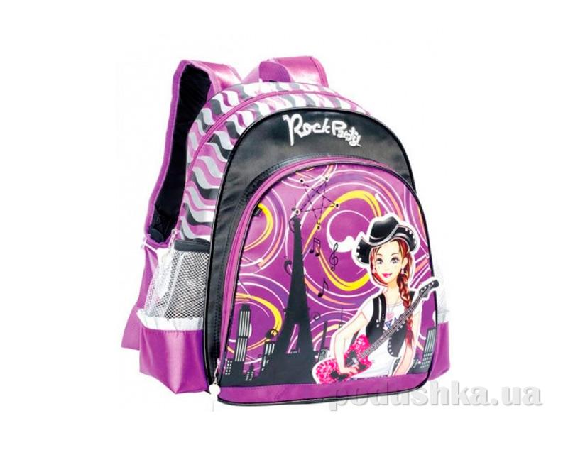 Рюкзак школьный ZiBi Rock Party ZB11.0010RP с ортопедической спинкой