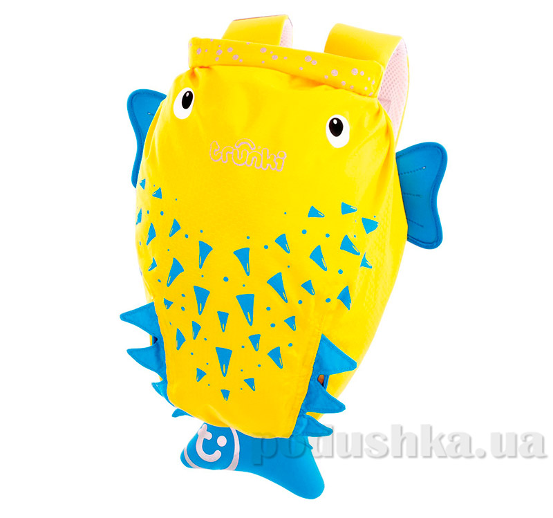Рюкзак Trunki Paddlepak Fish Spike TRUA-0111