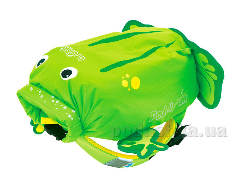Рюкзак Trunki Paddlepak Frog Ribbit TRUA-0110