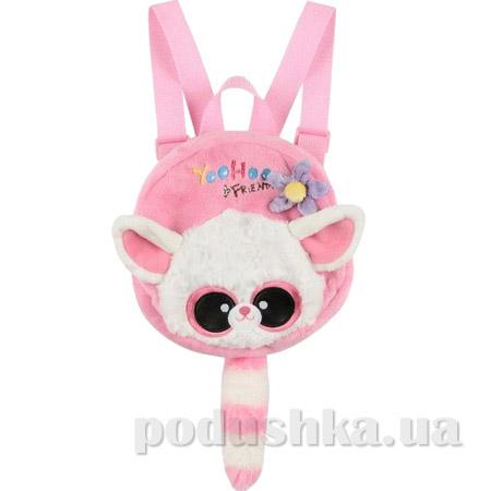 Рюкзак-игрушка Yoohoo Лисица фенек 18 см Aurora 90773B