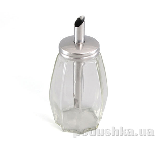 Сахарница-дозатор Gipfel 6,1*13 см, 150 мл (стекло)