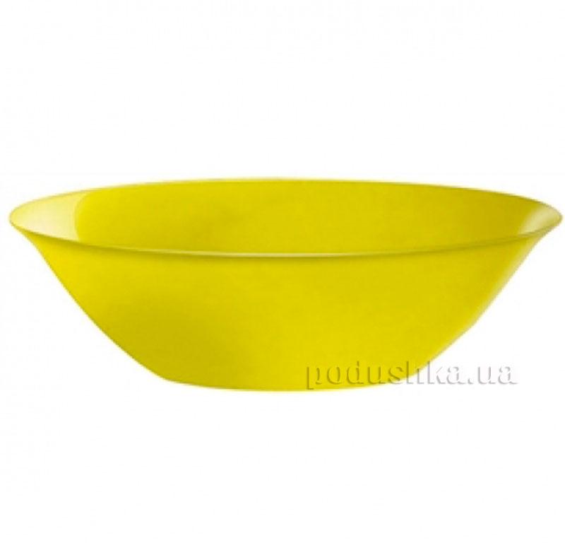 Салатник Luminarc Arty Yellow H8767   Luminarc