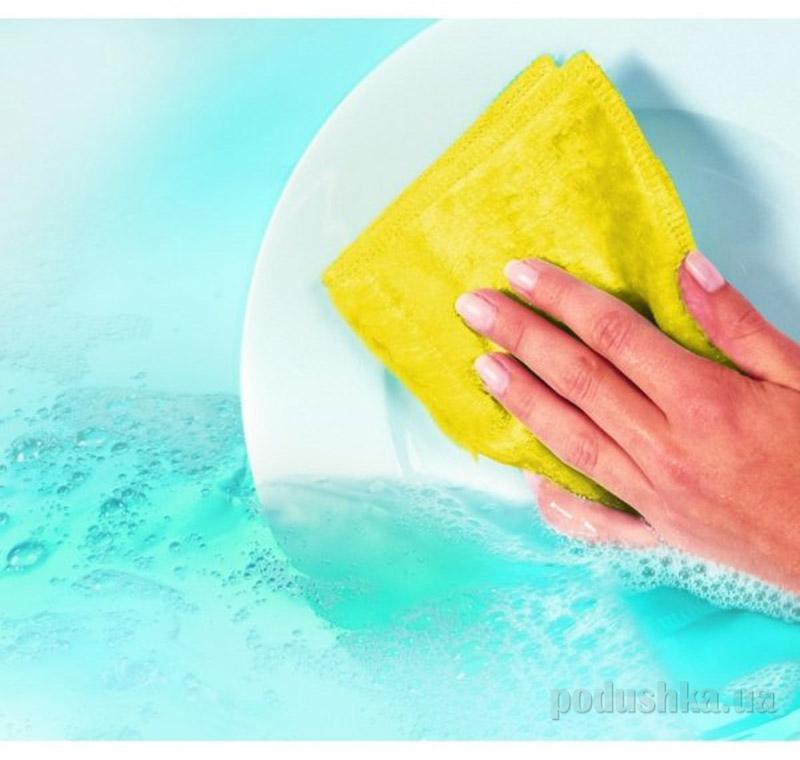 Салфетка для мытья посуды Leifheit