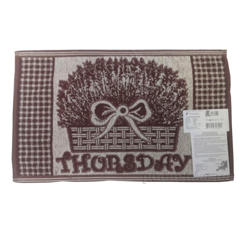 Салфетка махровая Thursday Речицкий текстиль