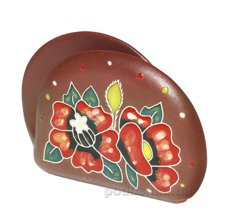 Салфетница Маки керамика ST 531005