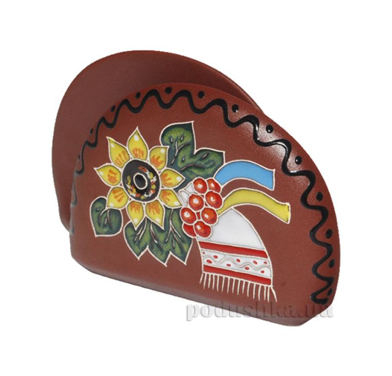 Салфетница Рушник керамика ST 531006