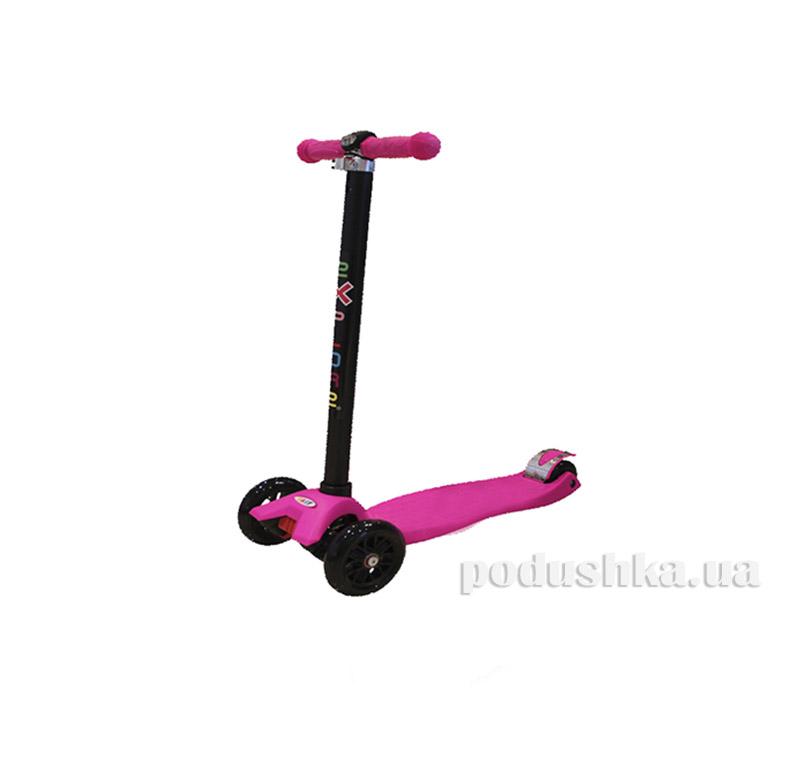 Самокат Ecoline Easy Розовый