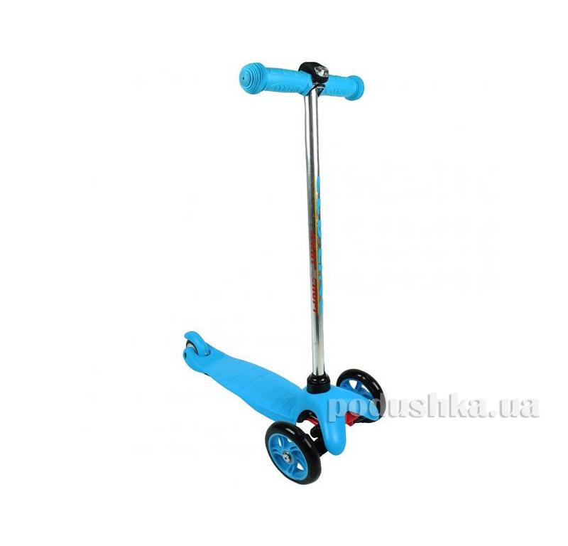 Самокат Ecoline Saddler Голубой