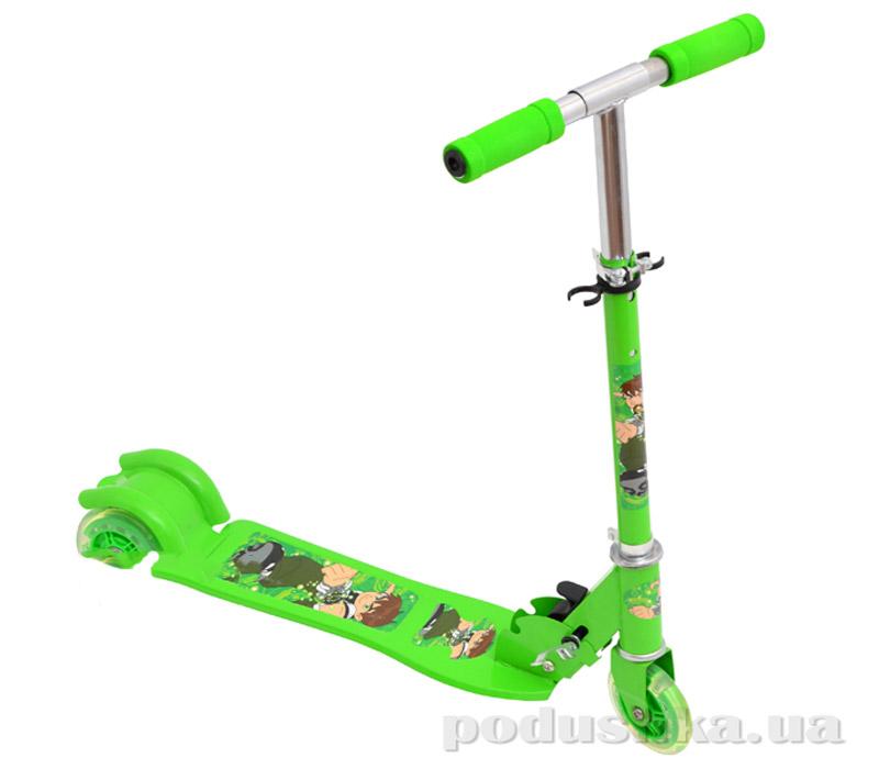Самокат Profi Trike Бен 10 BB 3-008