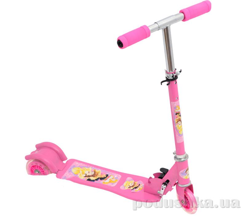Самокат Profi Trike Принцесса BB 3-008