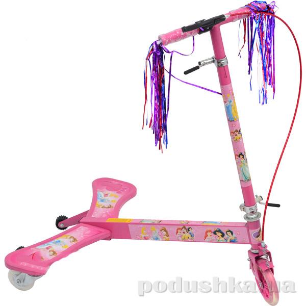 Самокат Profi Trike Принцессы SR 3-004