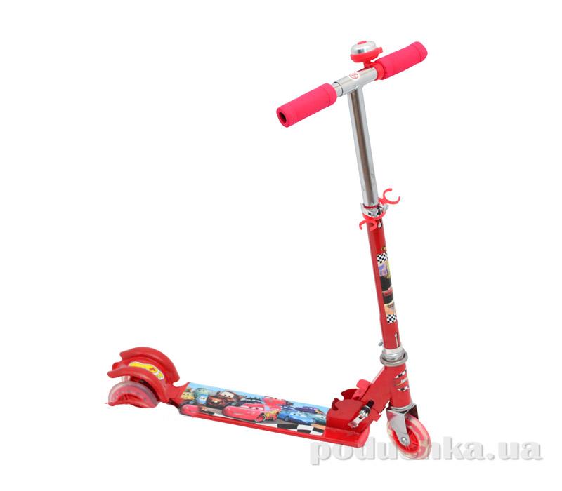 Самокат Profi Trike Машинки BB 3-001-2