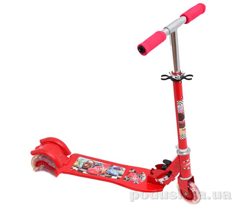 Самокат Profi Trike Машинка BB 3-008