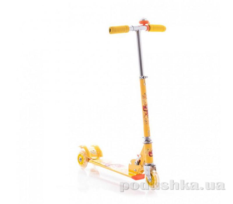 Самокат Profi Trike Винни Пух BB 3-001-2
