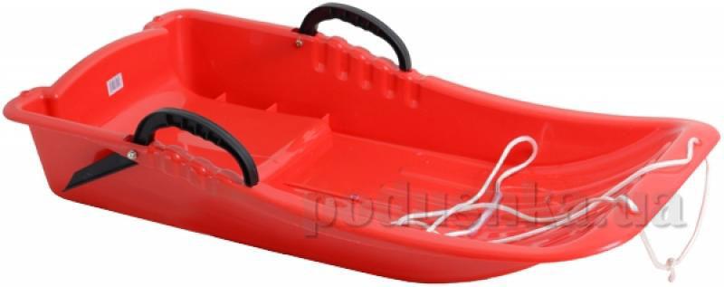 Санки Bambi MS 0523 Красный 87702
