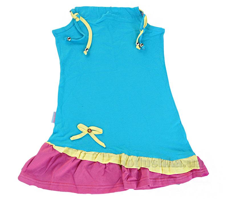 Сарафан трикотажный Одягайко 981