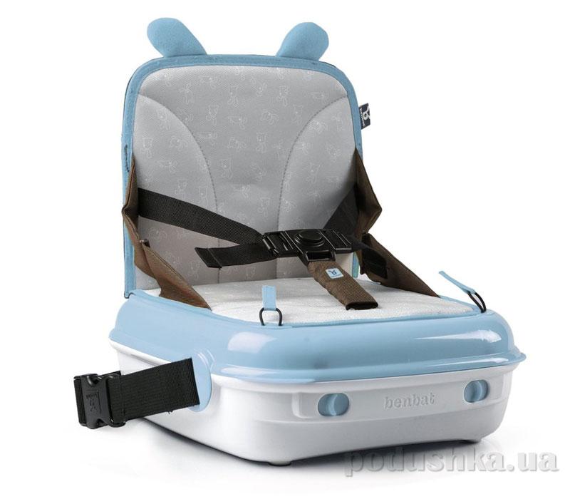 Серия YummiGo Бустер-сумка светло-голубой цвет