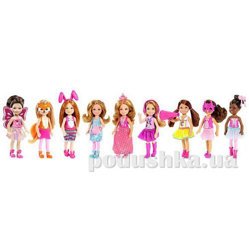 Сестричка Barbie Челси и ее друзья в ассортименте