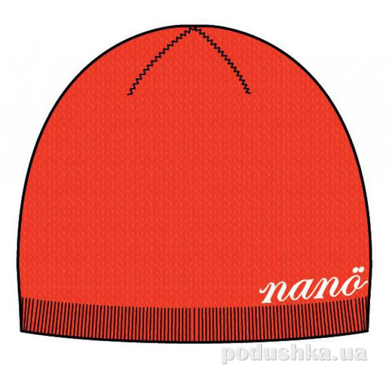 Шапка демисезонная для мальчика Nano 200 TU F14 Orange