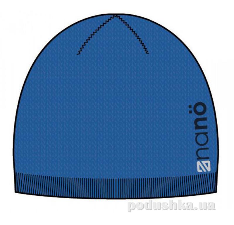 Шапка демисезонная для мальчика Nano 201 TU F14 Blue