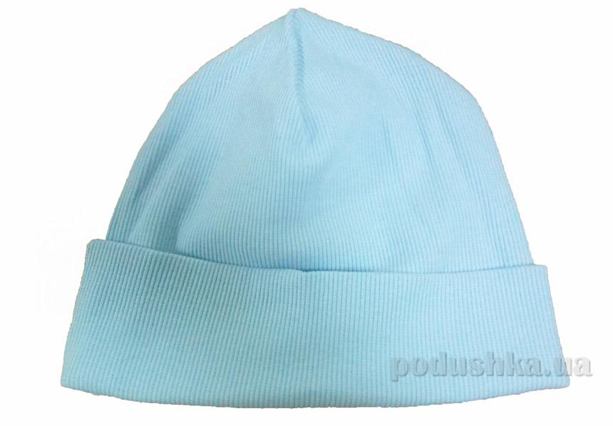 Шапка детская Bembi голубая